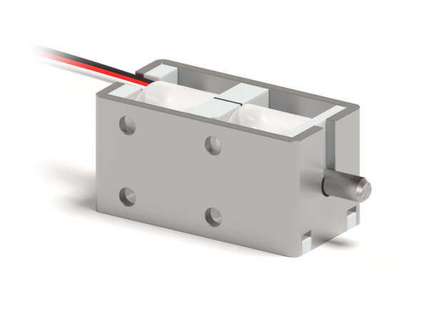 Bi-Directional Latching Solenoid