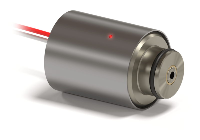 Intrinsically Safe Latching Solenoid