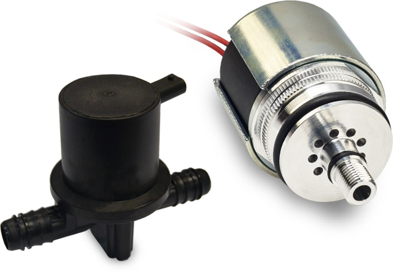 Proportional and high-speed solenoids for automotive