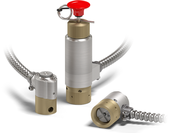 Fire Suppression Solenoids